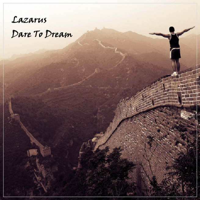 Dare To Dream - Front Cover
