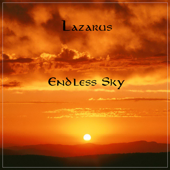 Endless Sky - Front Cover