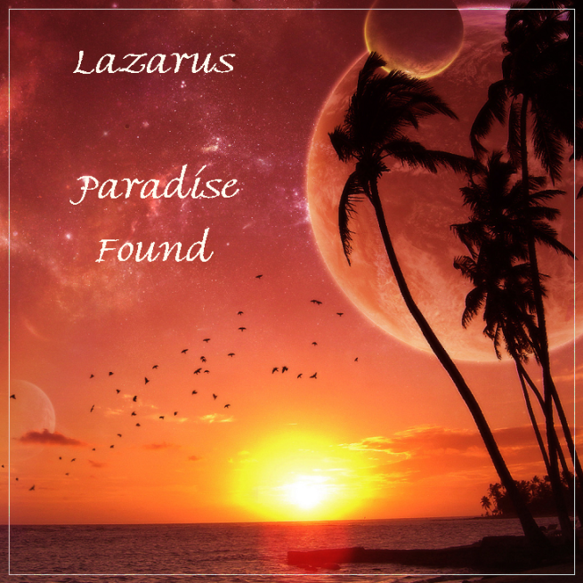 Paradise Found - Front Cover