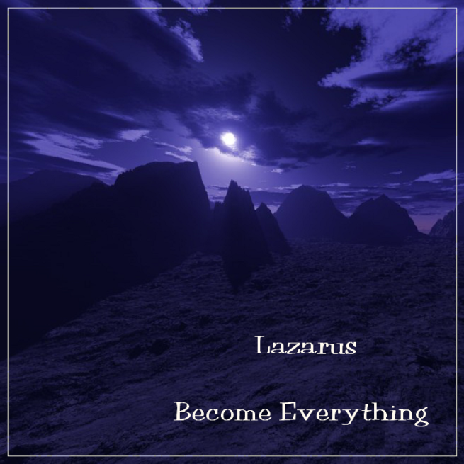Become Everything - Front Cover
